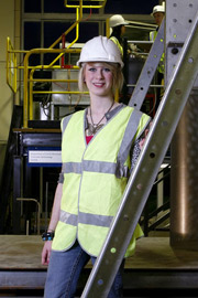 Picture of Amy Ellis, Second year, MEng Civil and Structural Engineering