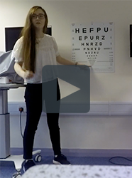 What our students think - Anna – Ophthalmology and Orthoptics