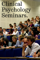 Clinical Psychology Seminars