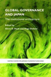 Cover picture of Hook and Dobson's 'Global Governance and Japan.'