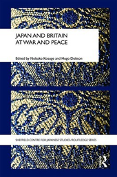Cover of 'Japan and Britain at War and Peace'.