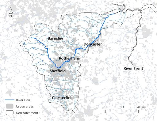 Don catchment zoomed