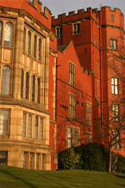Firth-Court in winter light
