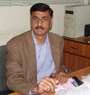 Professor M.M Khan