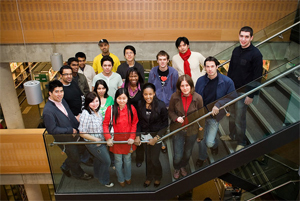 International students in the IC