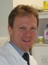 Photo of Dr Tim Johnson