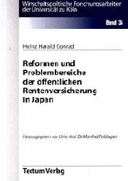 Reforms and Problem Areas in the Public Pension System in Japan