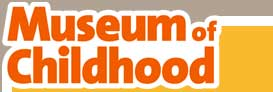 Museum of Childhood advert