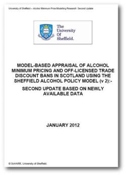 Scottish report update Jan 2012
