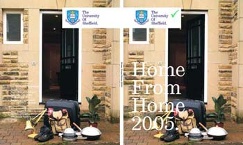 Home from Home brochure cover