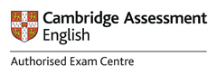 Cambridge English Language Assessment Authorised Centre