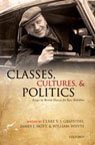 Clare Griffiths Classes, Cultures and Politics book cover