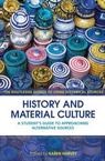 Karen Harvey History and Material Culture book cover