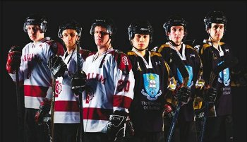 Winter Varsity Players 2012