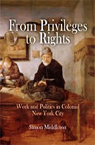 Simon Middleton From Privileges to Rights book cover