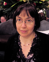 Photograph of Prof Sue Vice