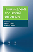 Book cover - Human Agents and Social Structures