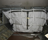 Fly Bag in plane