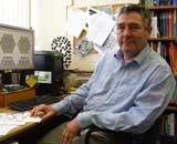 Professor of Theoretical Chemistry Patrick Fowler