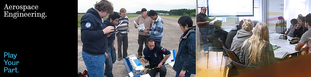 Aerospace Engineering at the University of Sheffield: Bringing Humanity Closer