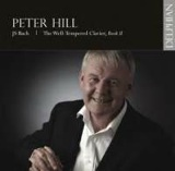 image of Peter Hill's Bach CD