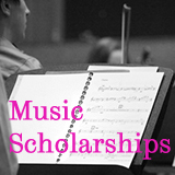 Scholarships from the Department of Music