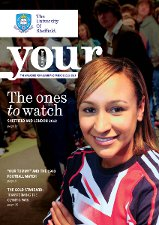 Your University Magazine Cover 2012