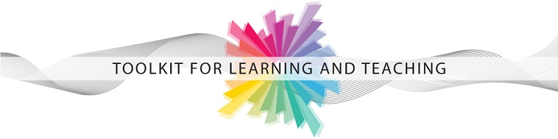 Toolkit for Learning and Teaching banner