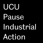 UCU pause industrial action