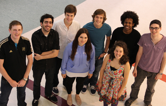 Students' Union Officers
