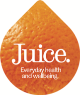 Juice. Everyday health and wellbeing.