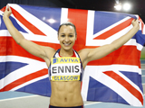 Jessica Ennis (Credit: Richard Lane)