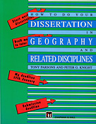 Dissertations in geography