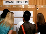 Exams results