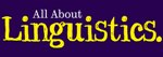 All About Linguistics logo