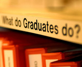 Graduate careers information folders