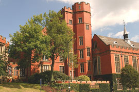 Firth Court Building, University of Sheffield