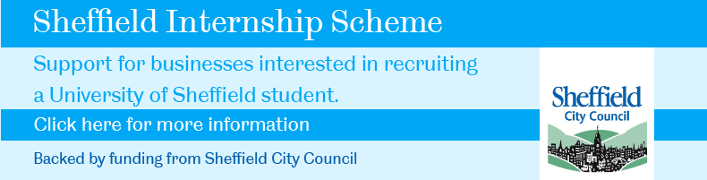 Sheffield Internship Scheme