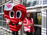 BHF Stair Run