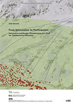 From Information to Participation: Interactive Landscape Visualization as a Tool for Collaborative P