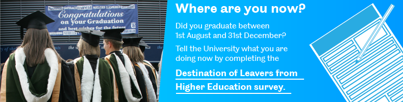 Destinations of Leavers from Higher Education
