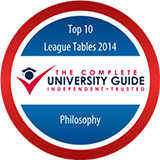 Complete University Guide badge