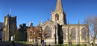 image of Sheffield Cathedral