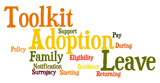 Adoption Leave Wordle