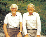 Image of Gordon and Ralph Scurfield
