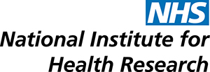 National Institute for Health Research's Logo