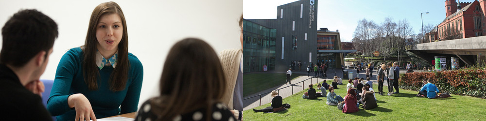 Pictures of the University of Sheffield