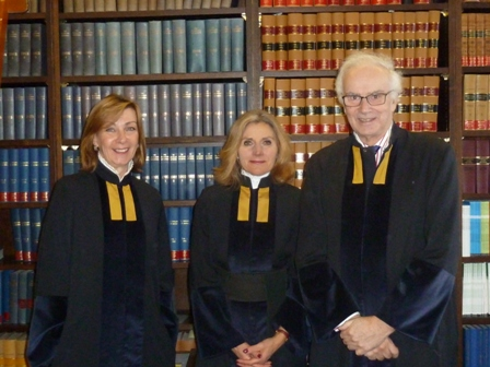 Court Appeal Judges