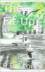 Front cover of Fit-Up book