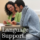 ELTC Language Support